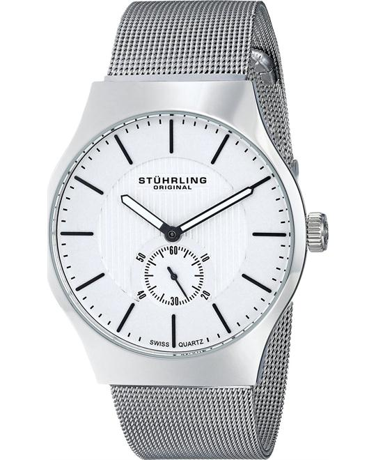 Stuhrling Original Men's 125G.33112 Albion Swiss Watch 40mm