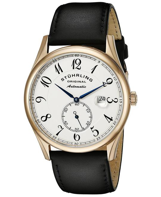 Stuhrling Original 171B.334532 Cuvette Automatic Rose 44mm
