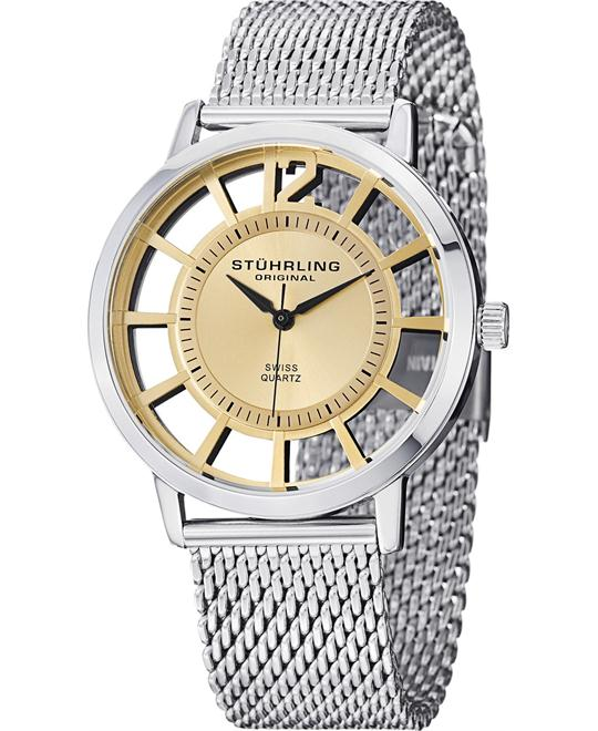 Stuhrling Original Men's 388M.03 Winchester Watch 40mm