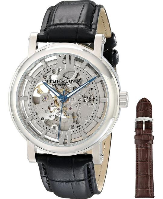 Stuhrling Original Men's 426AL.SET.01 Winchester Watch 42mm