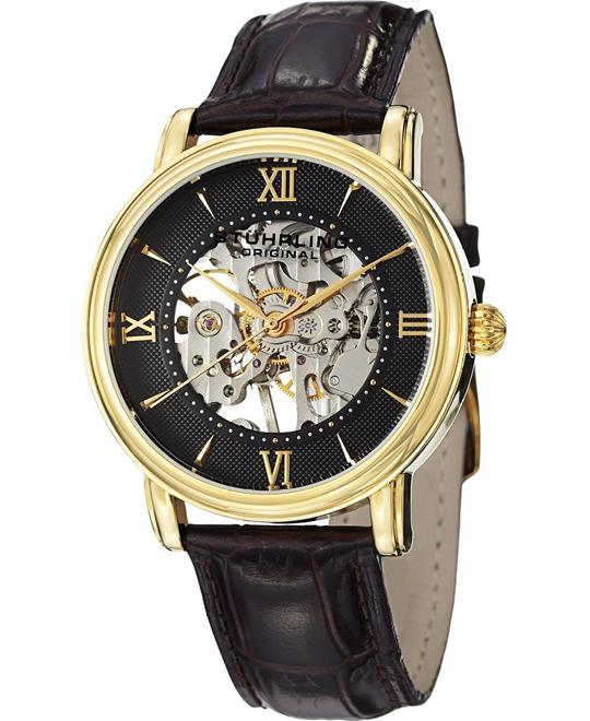 Stuhrling Original Men's 458G2.3335K1 Classic Watch 40mm