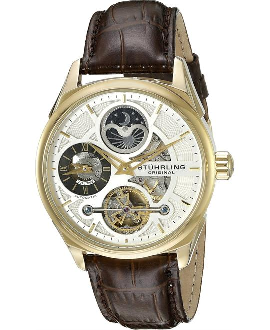 Stuhrling Original 657.03 Delphi Automatic Watch 42mm
