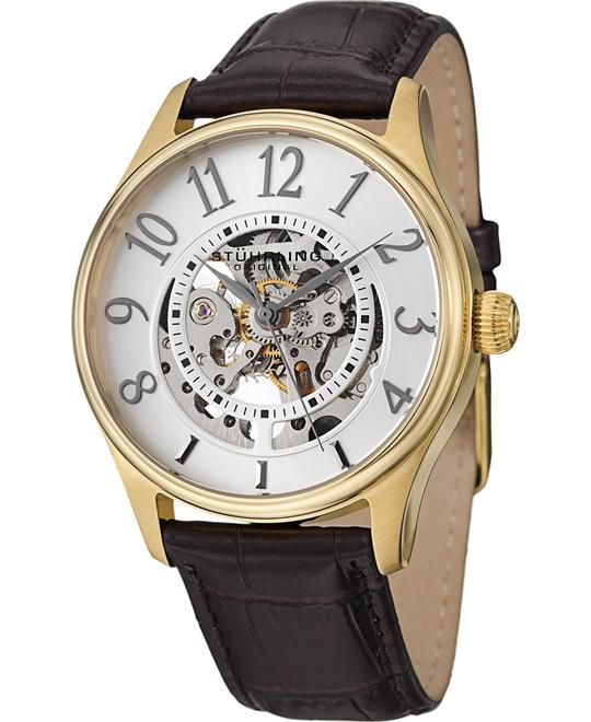 Stuhrling Original Men's 746L.03 Automatic Self Wind Watch 42mm