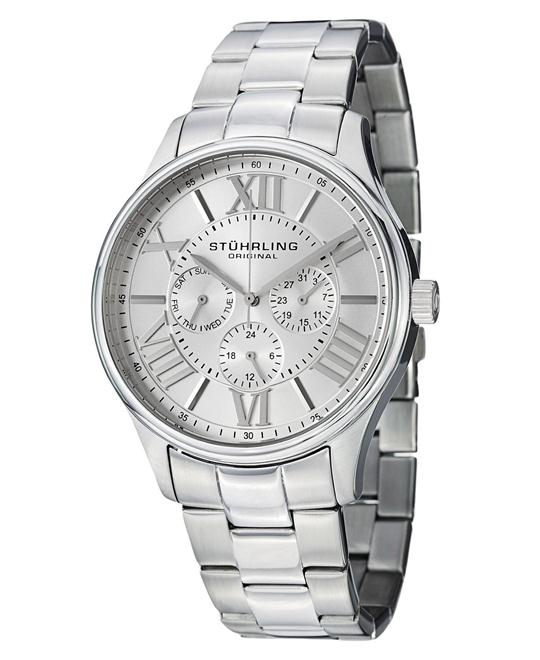 Stuhrling Original Men's  Multifunction  Watch 44mm