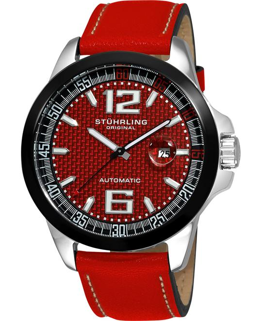 Stuhrling Original 8175A.3315H40 Men's Octane  Watch, 46mm