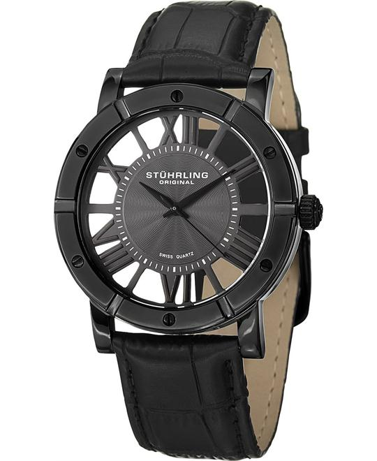 Stuhrling Original Mens 881.03 Winchester Black Watch 42mm