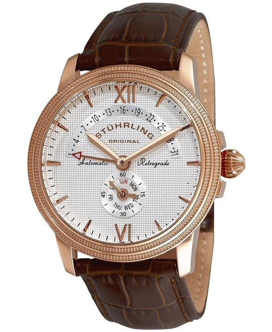 Stuhrling Original 340.3345K2 Men's Automatic 44mm