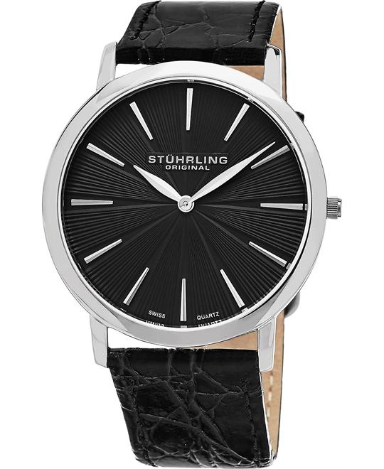 Stuhrling Original Orchestra Swiss Quartz Men's Watch 38mm