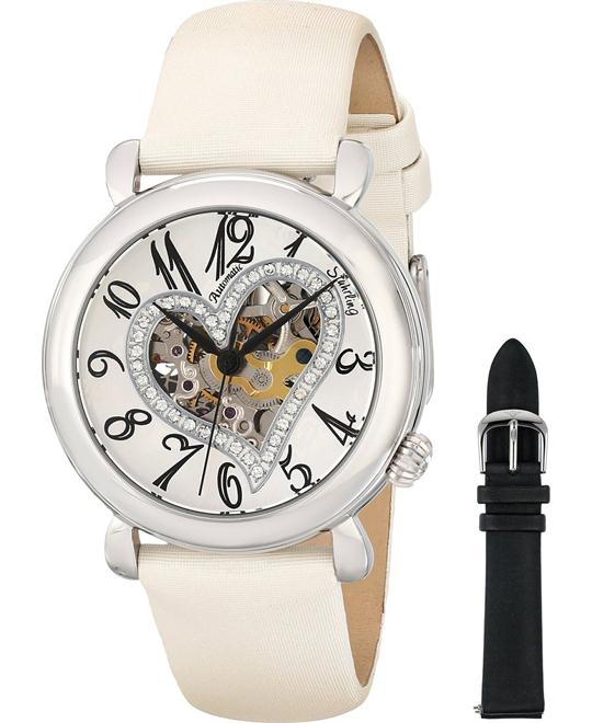 Stuhrling Original Women's 109SW.1215P2 Automatic Watch 35mm