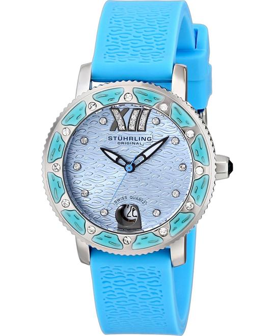 Stuhrling Original Women's 225R.1116I6 Nautical Watch 35mm