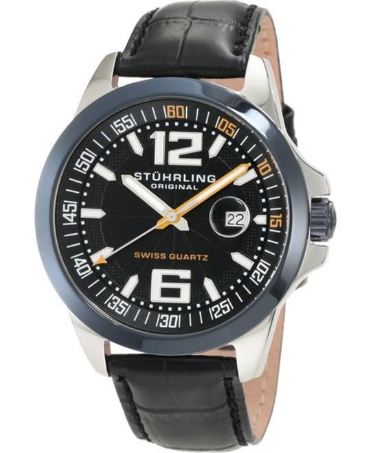Stuhrling Original219C.331551  Men's Octane Concorso Watch 46mm