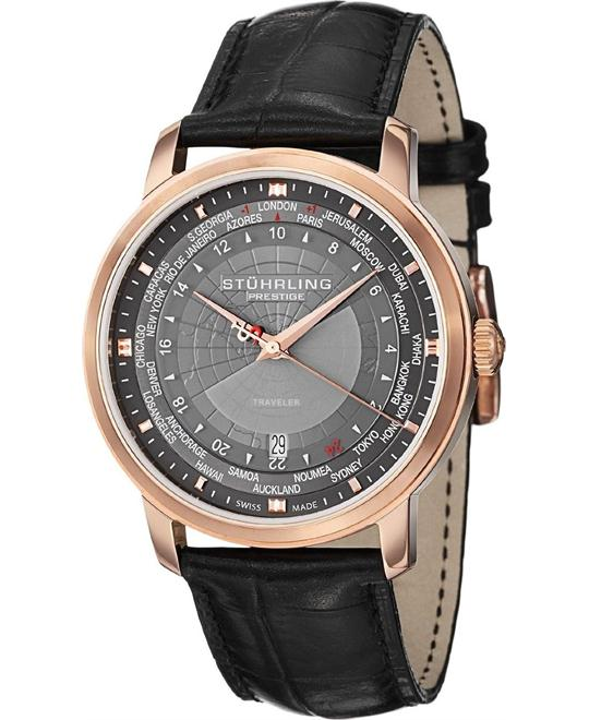 Stuhrling Prestige 383.334569 Mens Watch 42mm