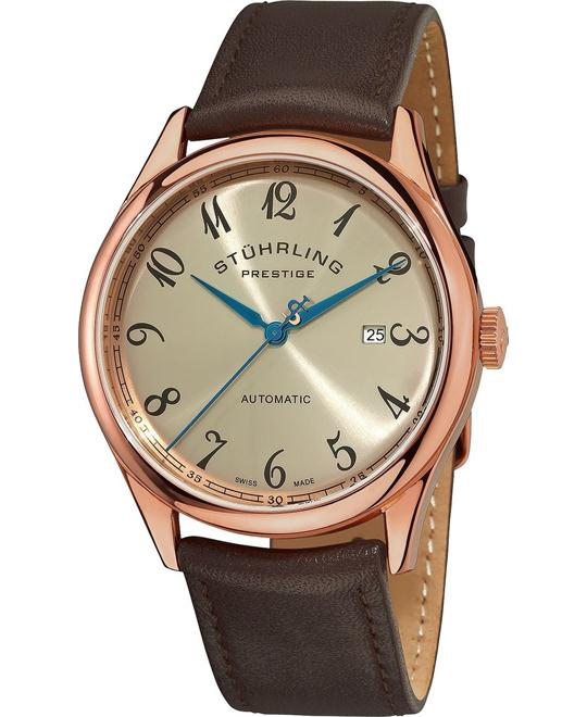 Stuhrling Prestige Men's 171B2.3345K54 Automatic Watch 42mm