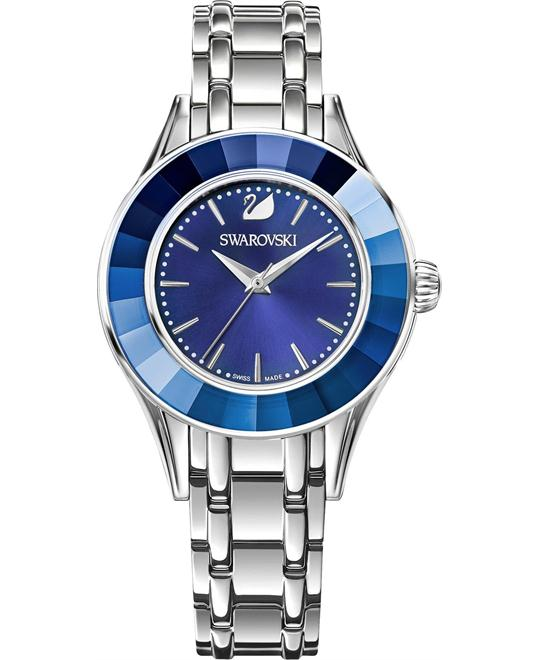 Swarovski Alegria  Blue Watch 33mm