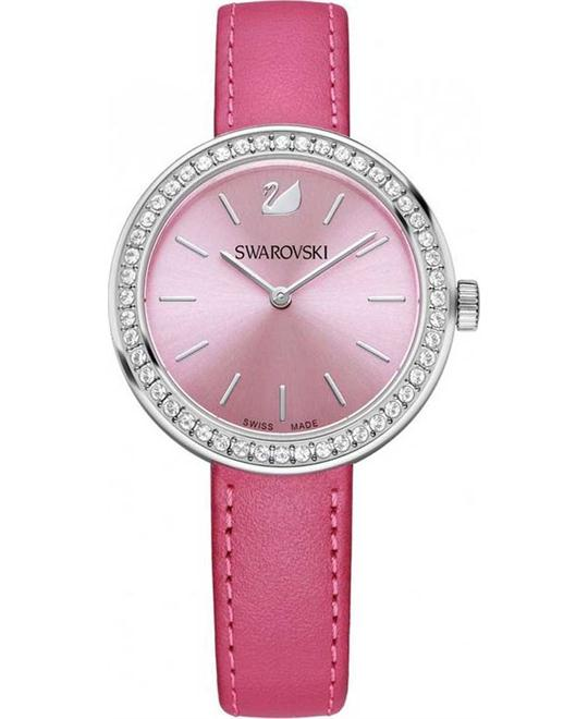 Swarovski Daytime Berry Ladies Watch 34mm