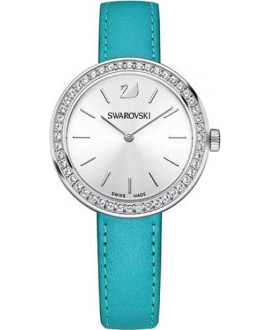 Swarovski Daytime Lagoon Blue Watch 34mm
