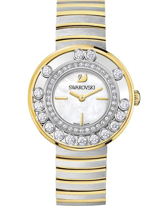 Swarovski Lovely Crystals Quartz Women's Watch 35mm