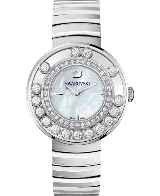Swarovski Lovely Crystals Watch Stainless steel 35mm
