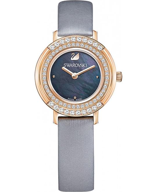 SWAROVSKI Mini PLAYFUL LADY GRAY LADIES WATCH 28MM
