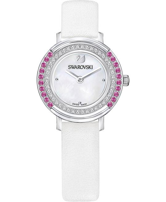 Swarovski Mini Playful Lady White Ladies Watch 28mm