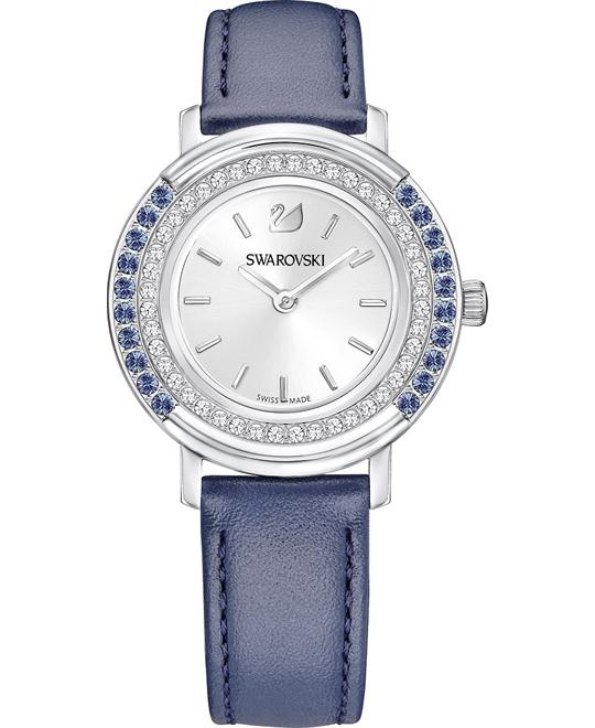 Swarovski Playful Lady Blue Ladies Watch 34mm