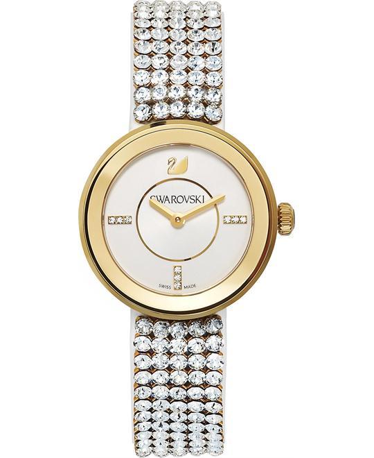 Swarovski Watch Women's Swiss Piazza Bracelet 30mm