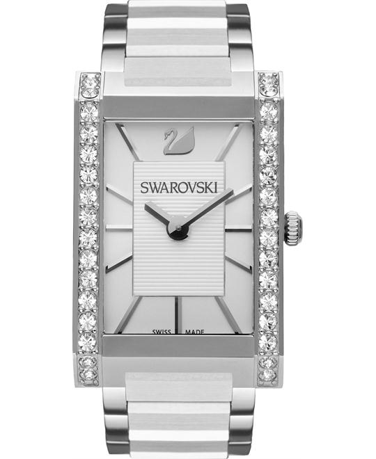 Swarovski Watch Women's Swiss Stainless Steel Bracelet 41mm