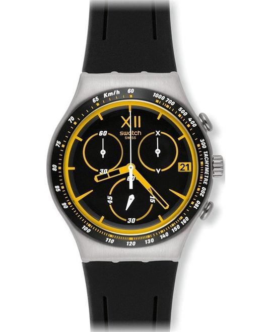Swatch Bee Swatch Chronograph Mens Watch 40mm