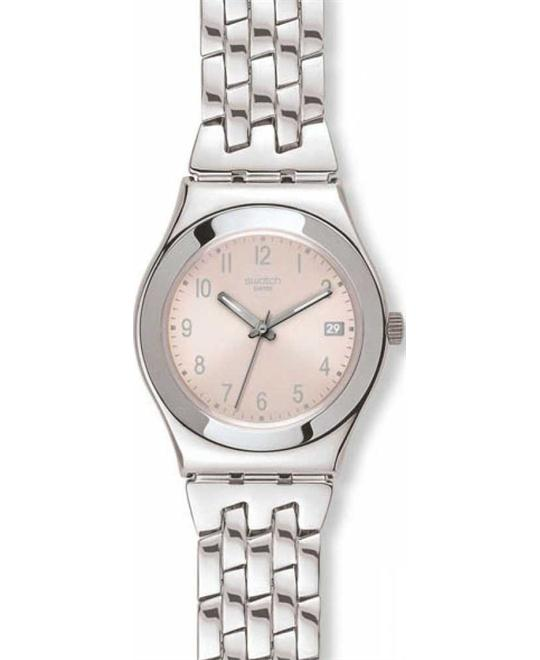 Swatch Follow Quartz Stainless Steel 33mm