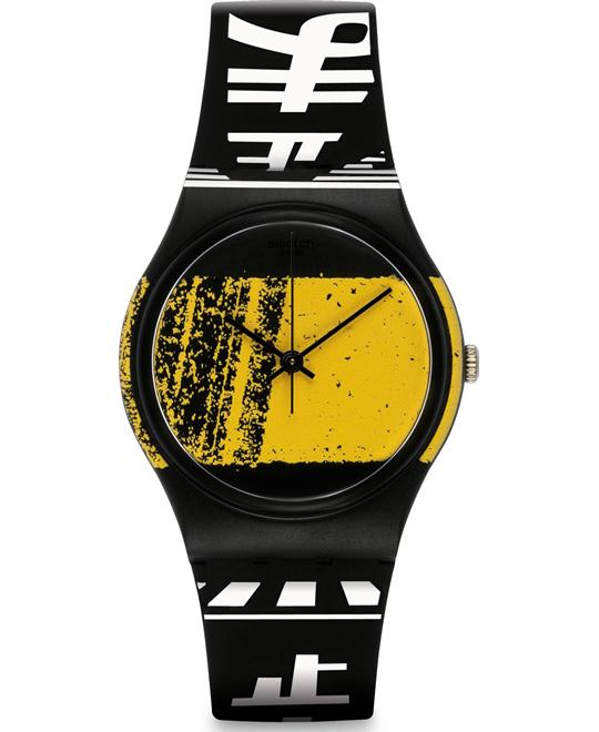 Swatch Japan Road Watch 34mm