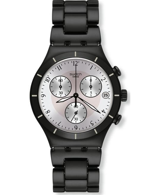 Swatch Men's Irony Aluminum Swiss Watch 39mm