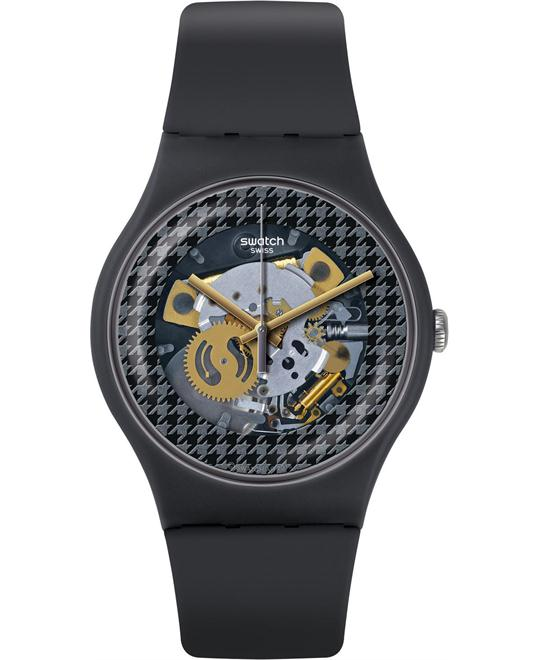 Swatch Originals Greybolino Watch 41mm