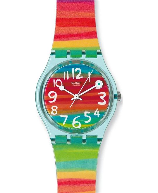 Swatch Rainbow Watch 34mm