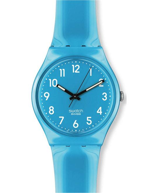 SWATCH Rise Up Blue Watch 34mm