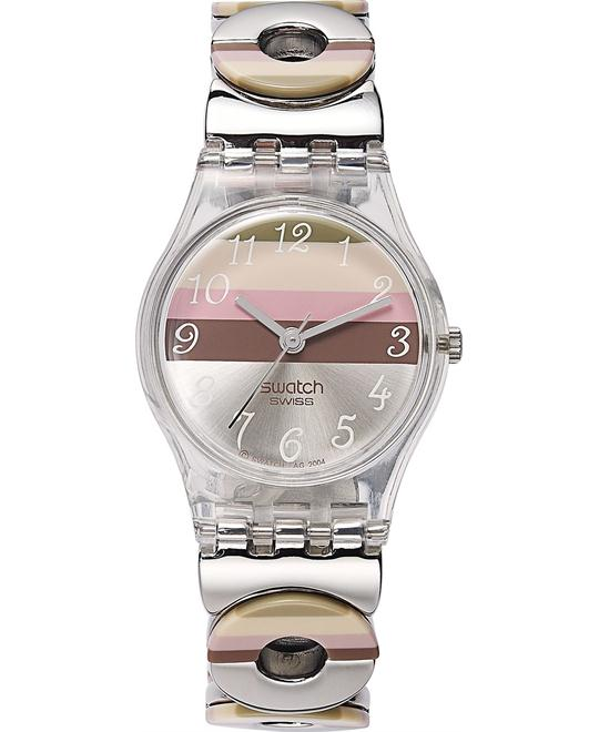 Swatch Watch, Women's Swiss Plastic 25mm