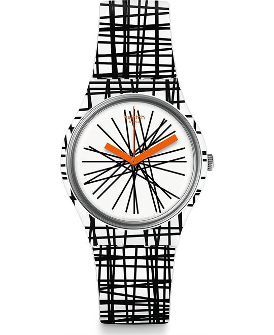 Swatch Women's Originals Quartz Fashion Watch 34mm