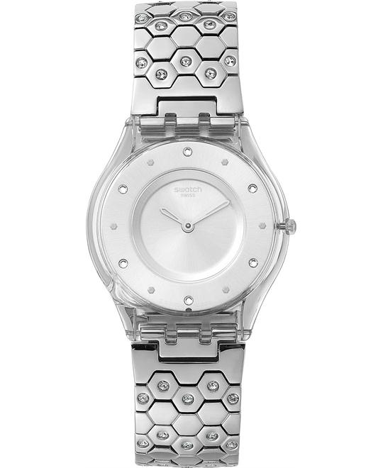 Swatch Women's Swiss Pamina Watch 34mm