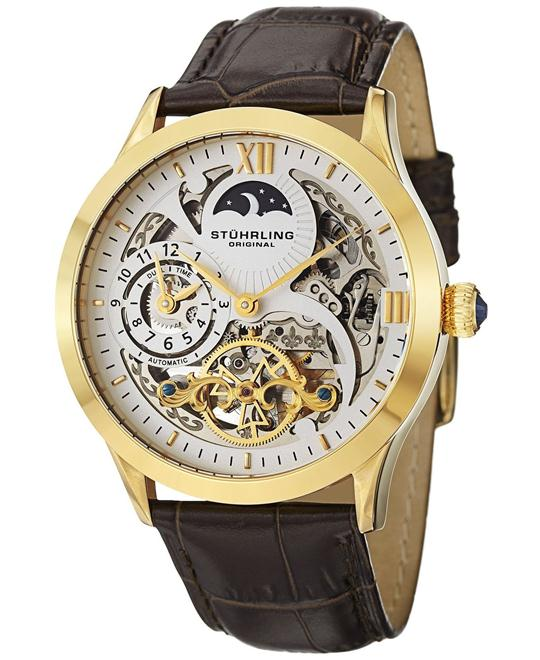 Stuhrling Original  571.3335K2 Mechanical Watch 44mm