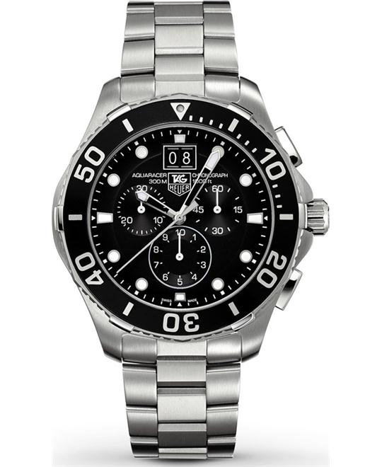 TAG HEUER Aquaracer CAN1010.BA0821 Grande Watch 43mm