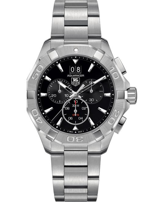 TAG Heuer CAY1110.BA0927 Aquaracer Chronograph 43mm