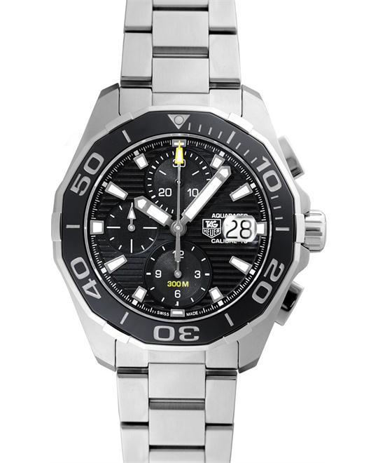 TAG HEUER Aquaracer Chronograph Automatic  Watch 43mm