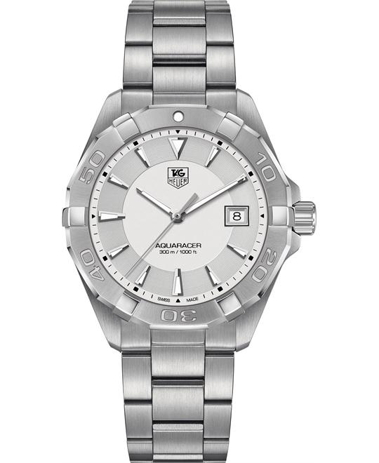 TAG Heuer WAY1111.BA0928 Aquaracer Watch 40.5mm