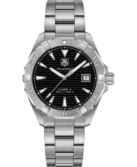 TAG Heuer WAY2110.BA0928 Aquaracer Calibre 5 40.5mm