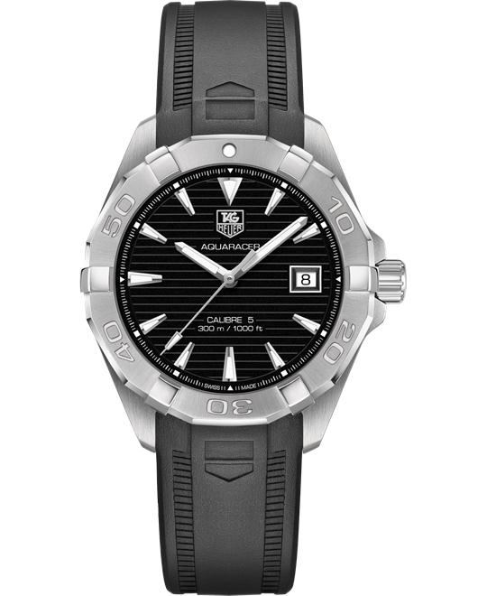 TAG HEUER AQUARACER WAY2110.FT8021 300M CALIBRE 5 40.5MM