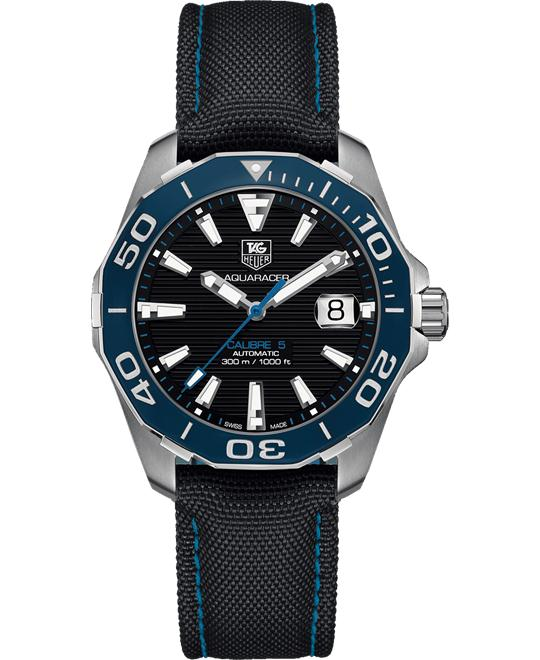 TAG Heuer WAY211BFC6363 Aquaracer Automatic 41mm