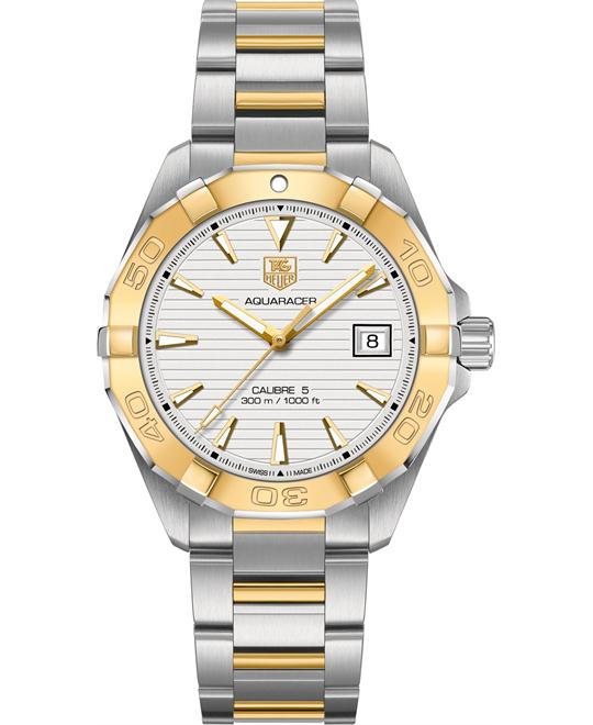 TAG HEUER AQUARACER WAY2151.BD0912 CALIBRE 5 40.5MM