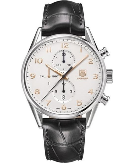 TAG HEUER CAR2012.FC6235 CARRERA Calibre 1887 43mm