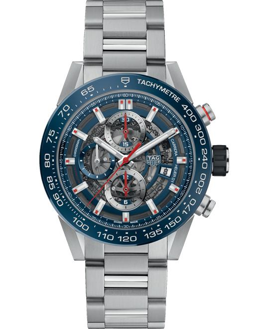 Tag Heuer CAR201T.BA0766 Carrera Caliber Heuer 01 43mm