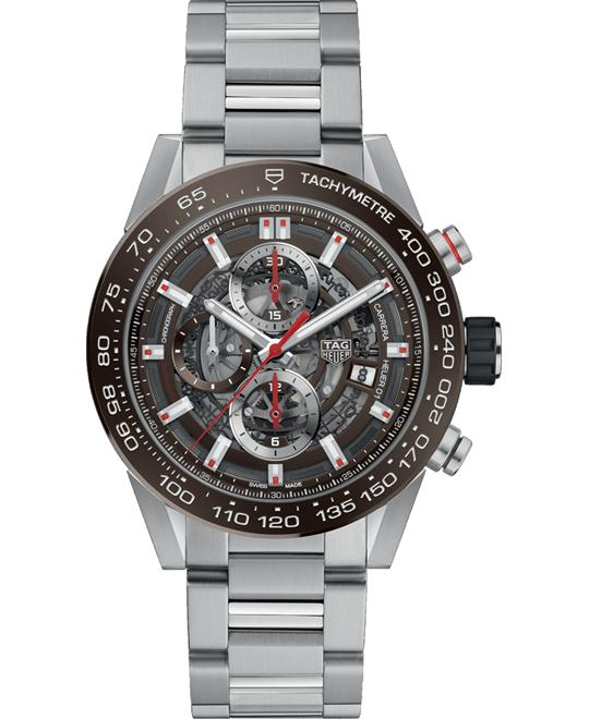 Tag Heuer CAR201U.BA0766 Carrera Caliber Heuer 01 Watch 43mm