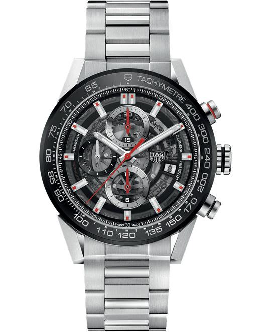 Tag Heuer CAR201V.BA0766 Carrera Chronograph 43mm